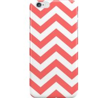 zig zag pink iPhone Case/Skin