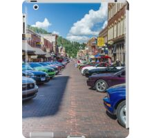 Ford Mustang Rally Deadwood SD  iPad Case/Skin
