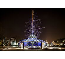 Cutty Sark Greenwich Photographic Print