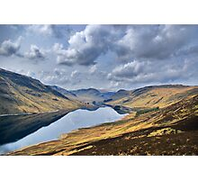 Mirror Loch II Photographic Print