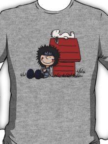 The Kiba & Akamaru Show T-Shirt