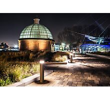 Greenwich Foot Tunnel - Cutty Sark Photographic Print