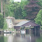Derwentwater Boathouse by mousesuzy
