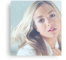 beauty portrait Canvas Print