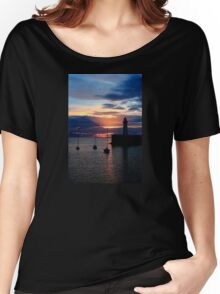 The Dee, Sunrise Women's Relaxed Fit T-Shirt