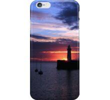 Donaghadee, Sunrise iPhone Case/Skin