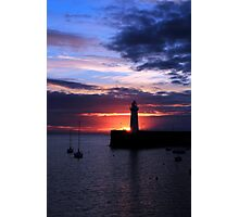 Donaghadee, Sunrise Photographic Print