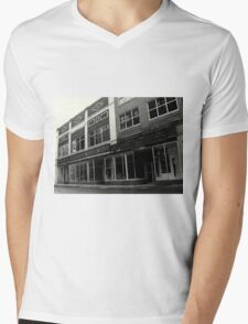 Empty Windows Mens V-Neck T-Shirt