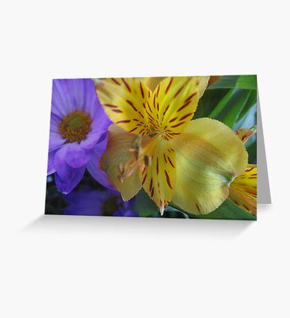 Fabulous Flowers Greeting Card