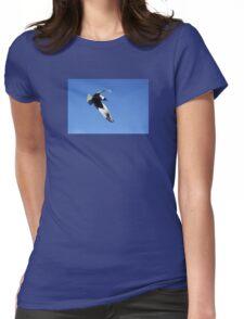 Not Jonathan Livingston Womens Fitted T-Shirt