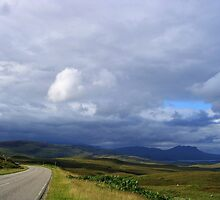 The Road to Ullapool by lezvee