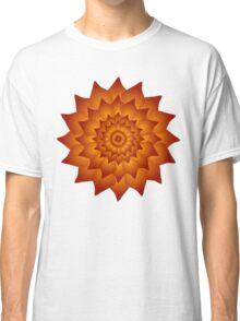 Fire flower Classic T-Shirt