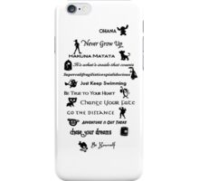 Disney 02 iPhone Case/Skin