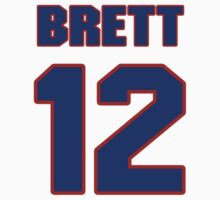 National Hockey player Brett Sterling jersey 12 by imsport