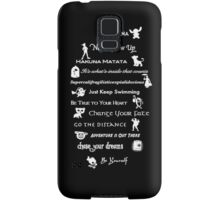 Disney 01 Samsung Galaxy Case/Skin
