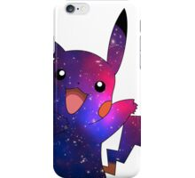 Galaxy Pikachu iPhone Case/Skin