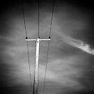 Lone Pylon by Dave Pearson