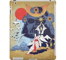 Samurai Wars iPad Case/Skin