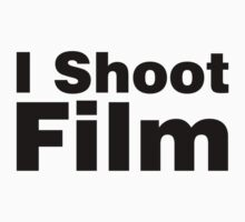 I Shoot Film by ilovedesign