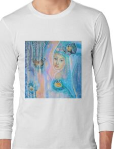 Lady of the dawn Long Sleeve T-Shirt