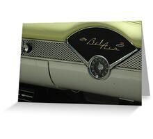 Bel Air Greeting Card