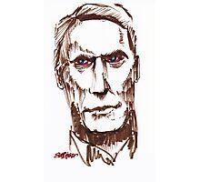 Mr. Eastwood Photographic Print
