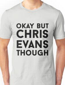 Chris Evans Unisex T-Shirt