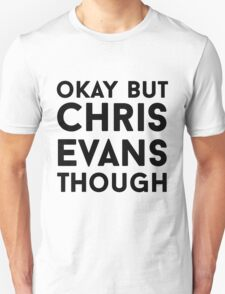 Chris Evans T-Shirt