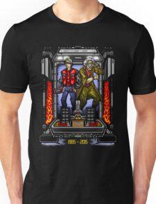 Friends in Time - Part II Unisex T-Shirt