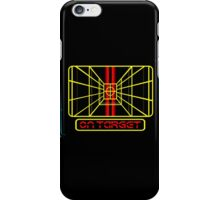 STAY ON TARGET... iPhone Case/Skin