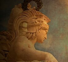 VALOR. Virtue.  by terezadelpilar~ art & architecture
