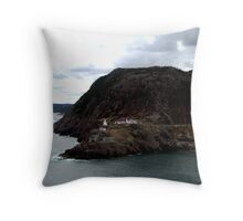 Fort Amherst Throw Pillow