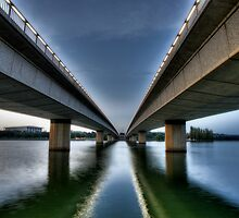 Commonwealth Avenue Bridge by Christopher Meder
