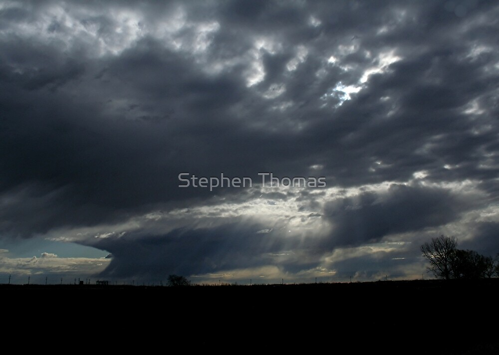 Glory Shining Through by Stephen Thomas