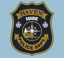 Haven Police Department Baby Tee