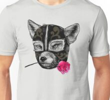 The Mask of el Zorro luchador Unisex T-Shirt