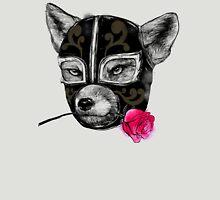 The Mask of el Zorro luchador Unisex T-Shirt