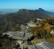 View from Bluff Knoll by novemberimages