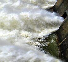 Water Through The Dam  by Lyndsay81