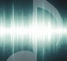 Music Sound Wave by daydreamatnight