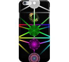 The Tree of Life of Light iPhone Case/Skin