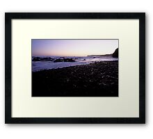 Kerry Greens Framed Print