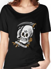 Travel Agent of the Dead Women's Relaxed Fit T-Shirt