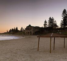 Cottesloe Beach by John Pitman