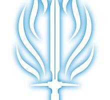 Templar Order Symbol Dragon Age by DCornel
