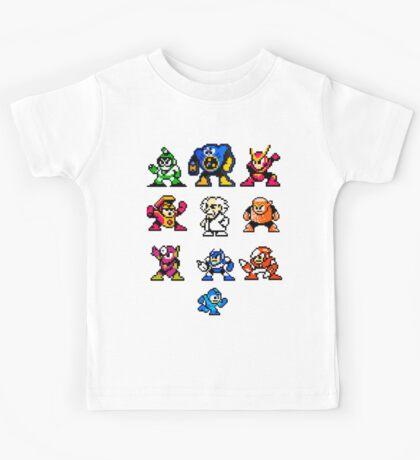 Mega Man 2 Kids Tee