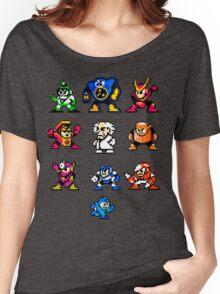 Mega Man 2 Women's Relaxed Fit T-Shirt