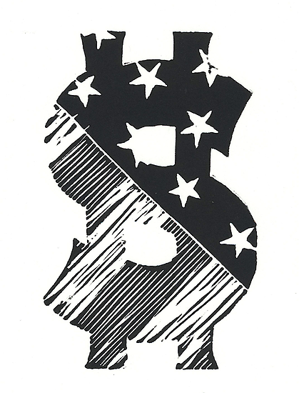 American Icons: Behold Your God by daniel cautrell