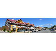 Main Street, Gunning, NSW, Australia Photographic Print