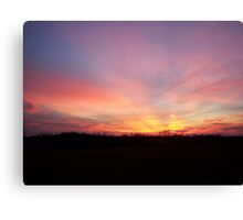 Absoloutely Breathtaking Canvas Print